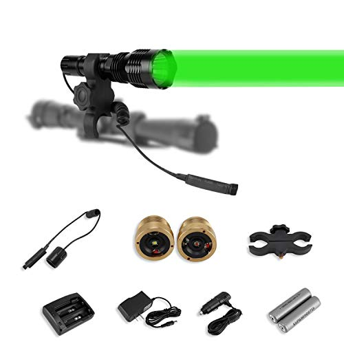 LUMENSHOOTER LS250 Long Range Hunting Light Kit