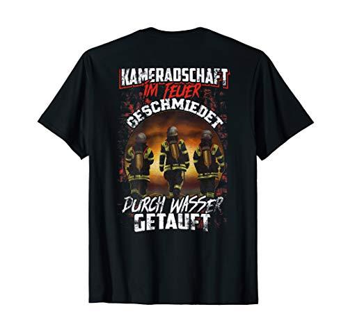 Feuerwehr Kameradschaft T-Shirt Feuerwehrmann Feuerwehrfrau