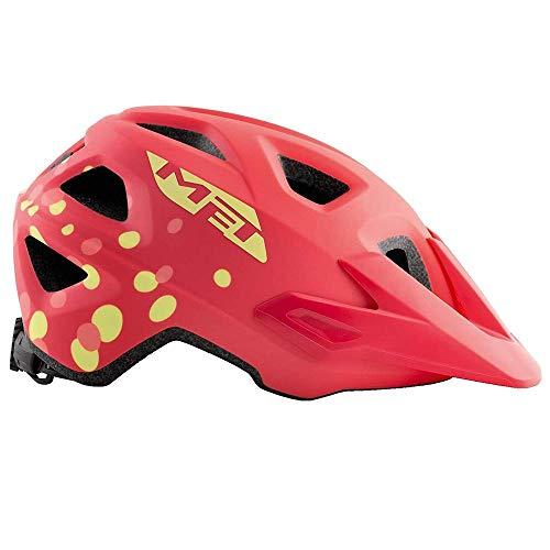 MET Casco Eldar M(52-57) Ciclismo Unisex Adulto, Rosa (Rosa)