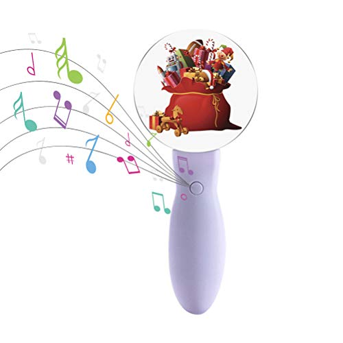Weihnachtsleuchtstäbe Handheld-Taschenlampe für Silvester 2021 Karneval Und Geburtstagsfeier