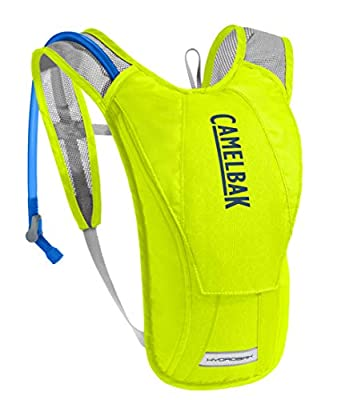 CamelBak HydroBak Hydration Pack 50 oz, Safety Yellow/Navy
