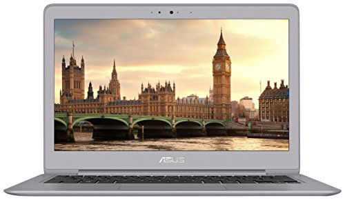 ASUS ZenBook Ultra-Slim Laptop, 13.3-inch Full HD i5-8250U Processor, 8GB RAM, 256GB SSD, Backlit keyboard, Fingerprint Reader Windows 10 UX330UA-AH55 (Renewed)