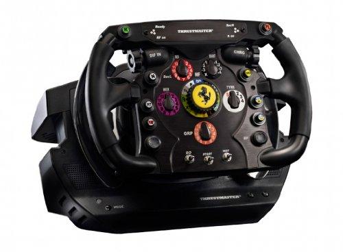 Thrustmaster T500 Ferrari F1 Volant pour PC et PS3 - Noir