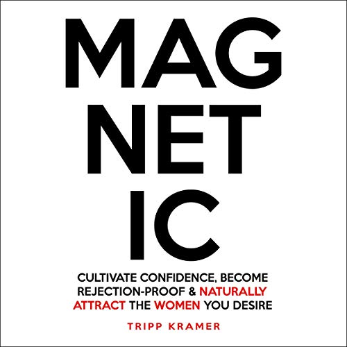 Magnetic audiobook cover art