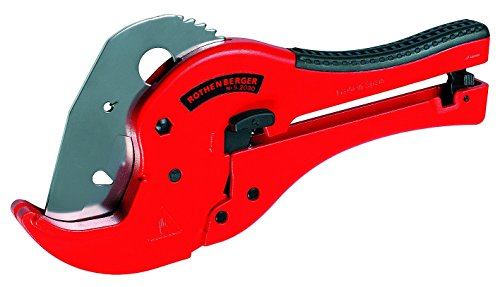 Rothenberger Kunststoffrohr-Schere Rocut Professional TC 63, 1 Stück, 52030