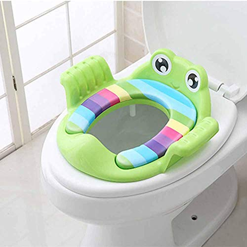 Best Quality - Potties - Travel Folding potty Seat Toddler Portable Toilet Training Seat Children urinaal kussens Kids pot chair pad mat - by Stephanie - 1 pc E