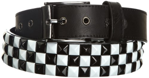 Lowlife of London Triple S - Ceinture - Homme, Noir, S (28 '-32')