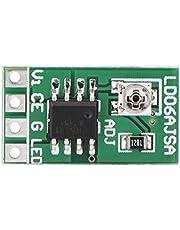 DC 3.3V 3.7V 5V Controlador LED de corriente constante Controlador LED ajustable Módulo de corriente constante para 18650 Li-ion para uso doméstico para producción industrial