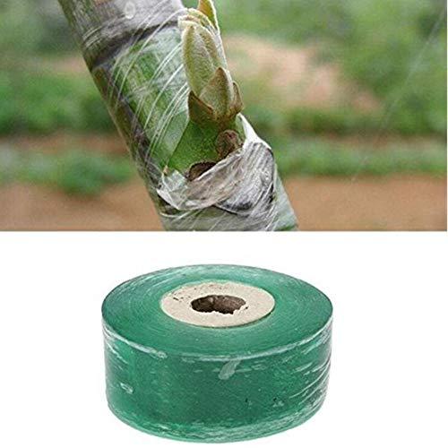 Baumschul-Pfropfband, selbstklebendes Pflanzenreparaturband für Baumsetzlinge, Gartenblumen-Gemüsepflanzen-Pfropfbänder, Baumschul-Pfropfband, biologisch abbaubar