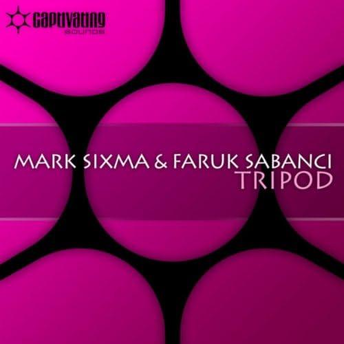 Mark Sixma & Faruk Sabanci