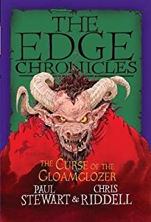 Edge Chronicles( The Curse of the Gloamglozer)[EDGE CHRON THE CURSE OF THE GL][Paperback]