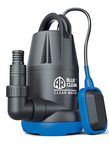 AR Blue Clean ARUP 250PC Pompa Immersione per Acque Chiare, 250 W, Portata massima 6.000 l/h, Prevalenza massima 6 m