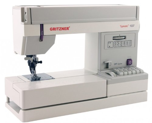 Gritzner Nähmaschine Tipmatic 1037-DFT