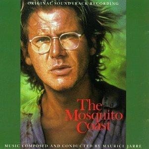 The Mosquito Coast: Original Soundtrack Recording Soundtrack Edition (1991) Audio CD