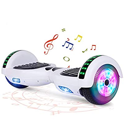 FLYING-ANT Hoverboard 6.5 Inch Two-Wheel Self Balancing Hoverboard Electric Scooter UL 2272 Certified Self Balancing Scooters