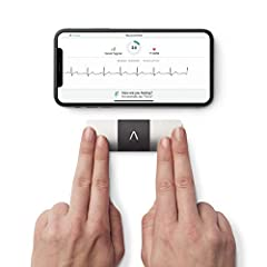 THE MOST POWERFUL PERSONAL EKG: 6-leads means 6-times the heart data to share with your doctor for a complete view of your heart EKG ON THE GO: Take unlimited medical-grade EKGs anytime, anywhere. No subscription required. EASY TO USE: Simply place y...