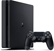 Sony Playstation 4 Slim console PS4 Slim 500GB D-chassis zwart