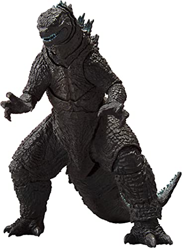 S.H.モンスターアーツ GODZILLA from Movie 『GODZILLA VS. KONG』(2021) (仮) 約160mm PVC製 塗装済み可動...
