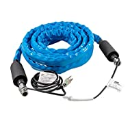 Camco 25 Ft TASTEPure Heated Drinking Water Hose with Energy Saving Thermostat - Lead and BPA Free (22911)