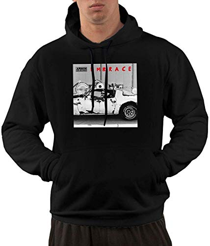 Sudaderas Activewear Top Hoodies Armin Van Buuren Embrace Classic Leisure Men Hoodie Sweatshirt