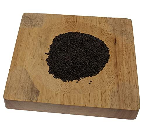 Sesamsaat schwarz ungeschält ganz (100g)