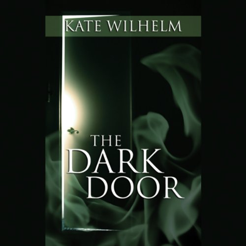 The Dark Door audiobook cover art