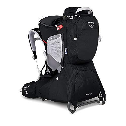 Osprey Poco Plus Kindertragerucksack zum Wandern, unisex - Starry Black O/S