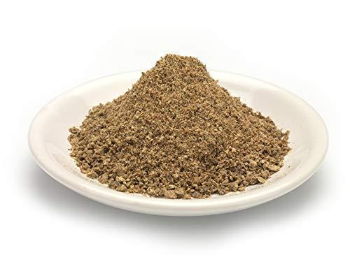 Polvo de proteína de linaza orgánica - 30% proteína vegetal, 40% fibra - desgrasado, bajo en carbohidratos y sin gluten - vegano - de Austria - crudos - 1 kg