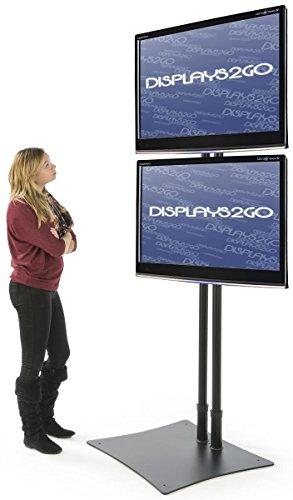 Dual HDTV Mounts