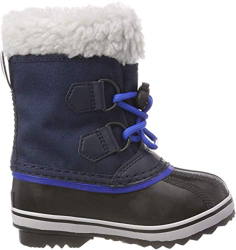 Sorel Kinder Childrens Yoot Pac Nylon Stiefel, blau (collegiate navy)/blau (super blue), Größe: 27
