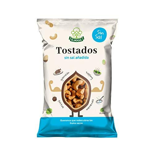 El Nogal Frutos Secos Anacardo Tostado Sin Sal Bolsa, 100 G