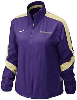 Nike Washington Huskies Womens Zone Blitz Full Zip Jacket