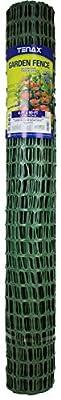 Tenax Garden Fence, 4 x 50-Feet, Green