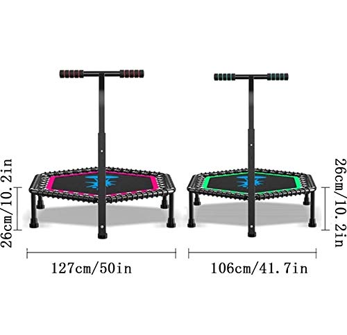 JUMP Trampoline Fitness Bouncer Indoor Outdoor Exercise Workout