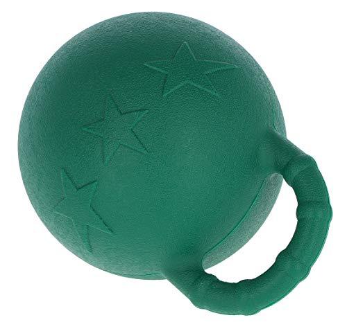 Kerbl 32388 Pferdespielball Horsen Around, grün mit apfelgeschmack