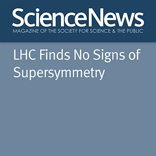 LHC Finds No Signs of Supersymmetry Titelbild
