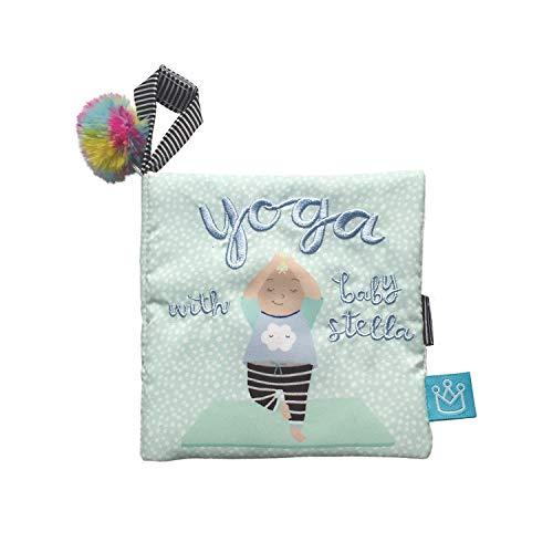 Manhattan Toy 156340 Stella Yoga - Accesorio para Libro y muñeca de bebé