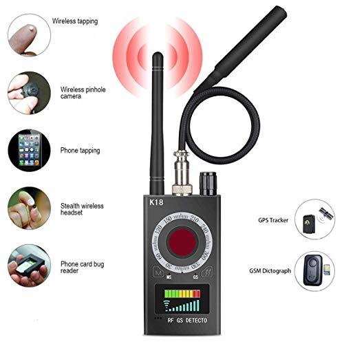Detector de señal antiespía, amplificador antiespía, detector de señal para cámara espía, detector de espionaje inalámbrico, cámara espía, buscador de cámara oculta inalámbrico