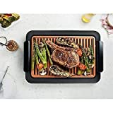 Gotham Steel Smokeless Electric Grill XL, Deluxe 19 Inches Nonstick As Seen on TV, Nonstick, 99 Value!