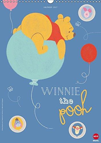 Winnie Puuh und seine Freunde (Wandkalender 2017 DIN A3 hoch): Das dekorative Geschenk für alle Fans des kleinen Bären (Monatskalender, 14 Seiten ) (CALVENDO Spass)