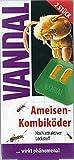 Vandal Ameisen-Kombiköder Hoch wirksamer Ameisen-Schutz für Innen & Aussen (2-Stück)