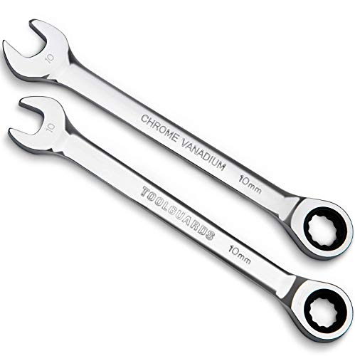 Ratcheting Wrench Set With ToolRoll - Multiple Sizes