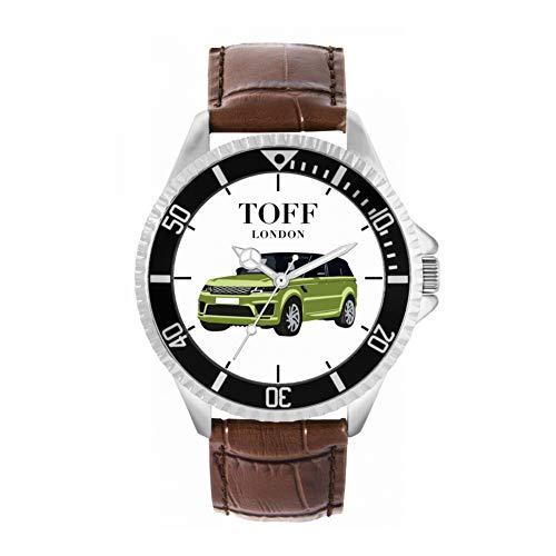 Toff London Reloj SUV de Lujo Verde TLWL-2017