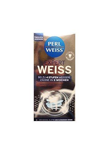 Expert ZC Weiss-Zahnweiss, 50 ml Zahnpasta Zahncreme Zahnweiß PERLWEISS