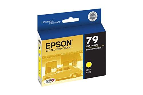 6 Pack (Full Set) Epson 79 T079120, T079220, T079320, T079420, T079520, T079620 Ink Cartridges for Epson Stylus Photo 1400 Printers Photo #2