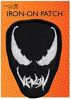 Iron on Patches - Venom Iron-on sew-on Patch Applique Superhero K-19