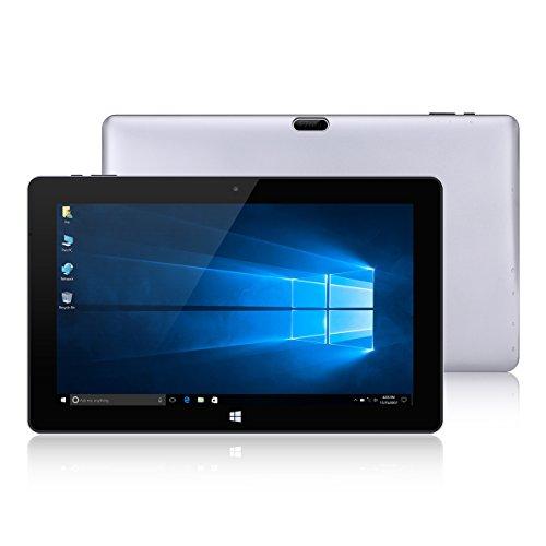【Win 10搭載】Jumper EZpad 6 Pro 11.6インチ 2in1 タブレットノートパソコン 1920 x 1080FHD IPSディスプレイ64bitクアッドコア Atom E3950 6GB RAM /64GB ROM カメラ/Wi-Fi/BT/micro HDMI