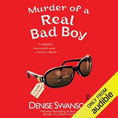 Couverture de Murder of a Real Bad Boy