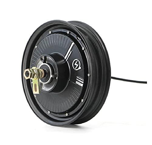 XIAOFANG Motor del Cubo sin escobillas de 1000W 72V 30H 10 Pulgadas para el Scooter eléctrico (Power : 1000W)
