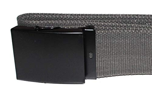 MFH Gürtel, 4,5 cm breit, 130 cm lang, mit Metallkastenschloss, verstellbar, kürzbar